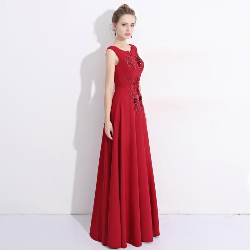 Dlhé spoločenské šaty - veľ. 32 - Obrázok č. 3