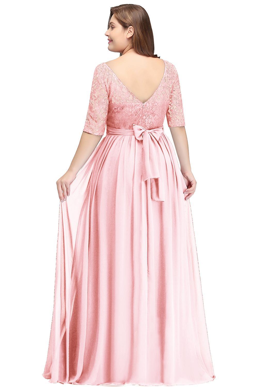 Dlhé spoločenské šaty - veľ. 48 - Obrázok č. 2