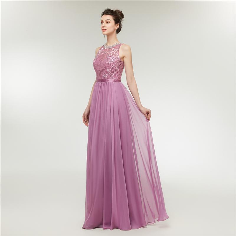 Dlhé spoločenské šaty - veľ. 34 - Obrázok č. 3