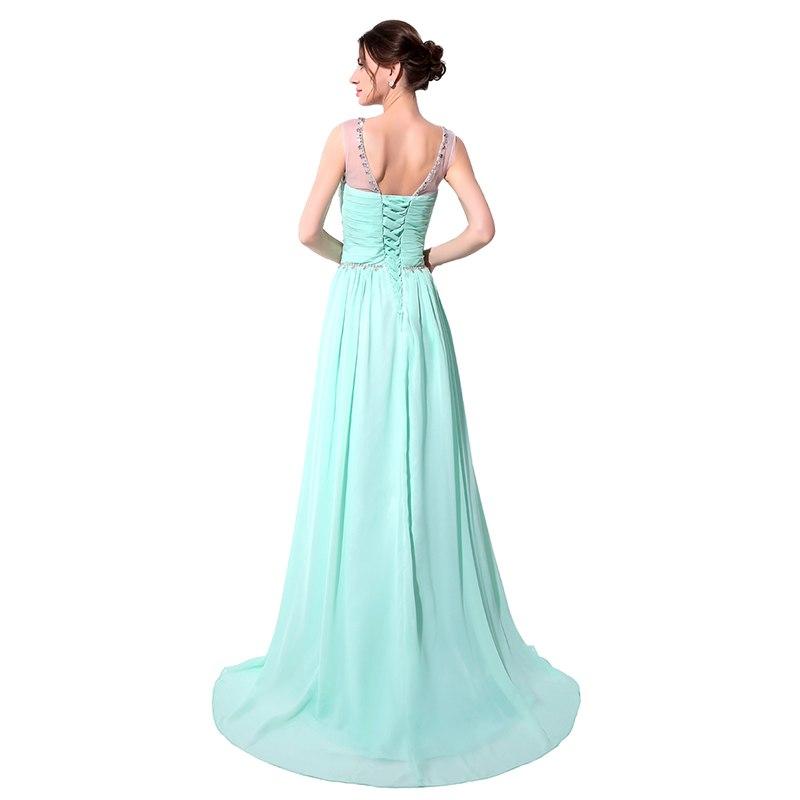 Dlhé spoločenské šaty - veľ. 42 - Obrázok č. 2