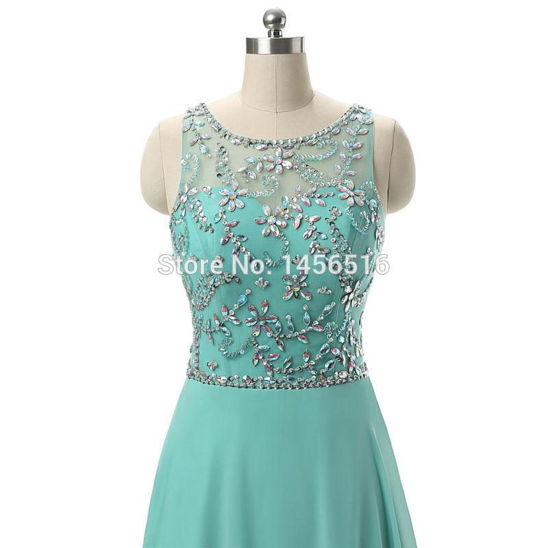 Dlhé spoločenské šaty - veľ. 48 - Obrázok č. 3