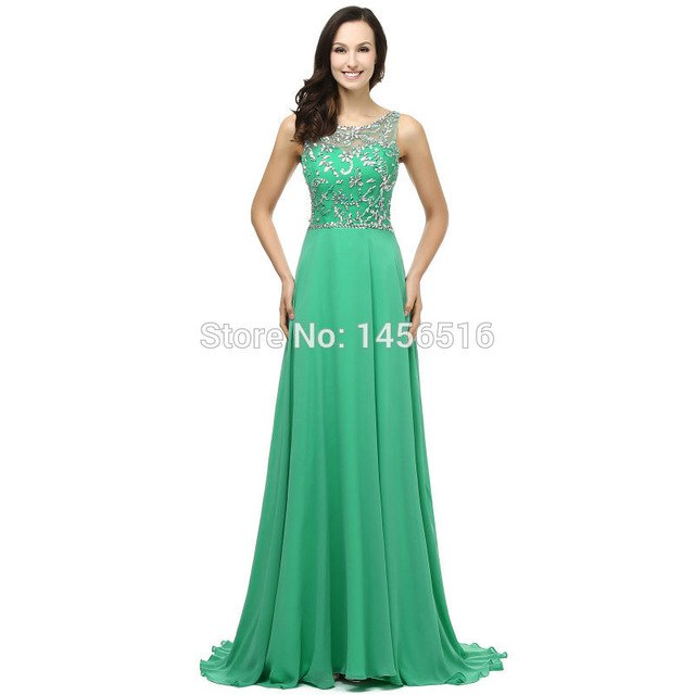 Dlhé spoločenské šaty - veľ. 46 - Obrázok č. 1