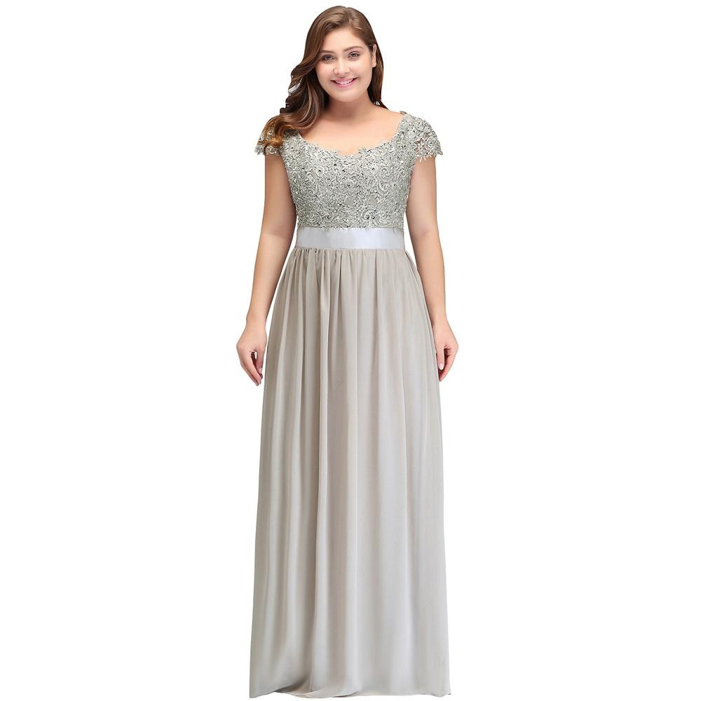Dlhé spoločenské šaty - veľ. 50 - Obrázok č. 3