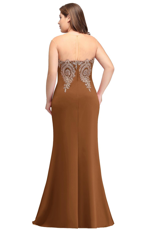 Dlhé spoločenské šaty do veľkosti 52 - Obrázok č. 2