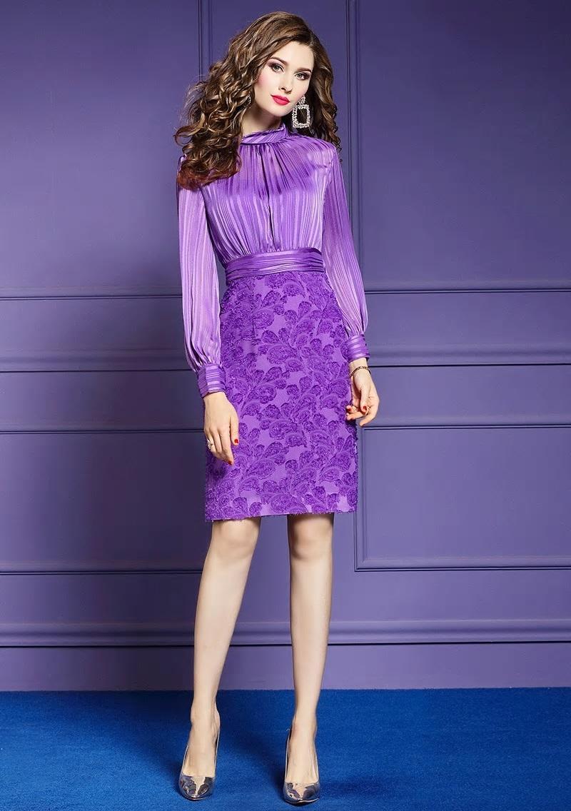 Krátke spoločenské šaty do veľkosti 46 - Obrázok č. 4