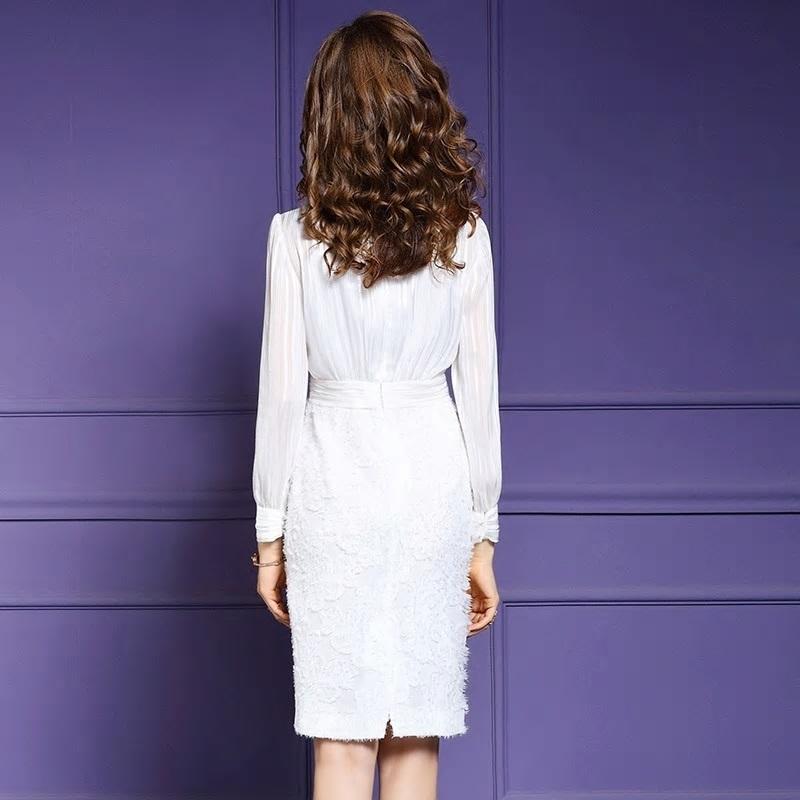 Krátke spoločenské šaty do veľkosti 46 - Obrázok č. 2
