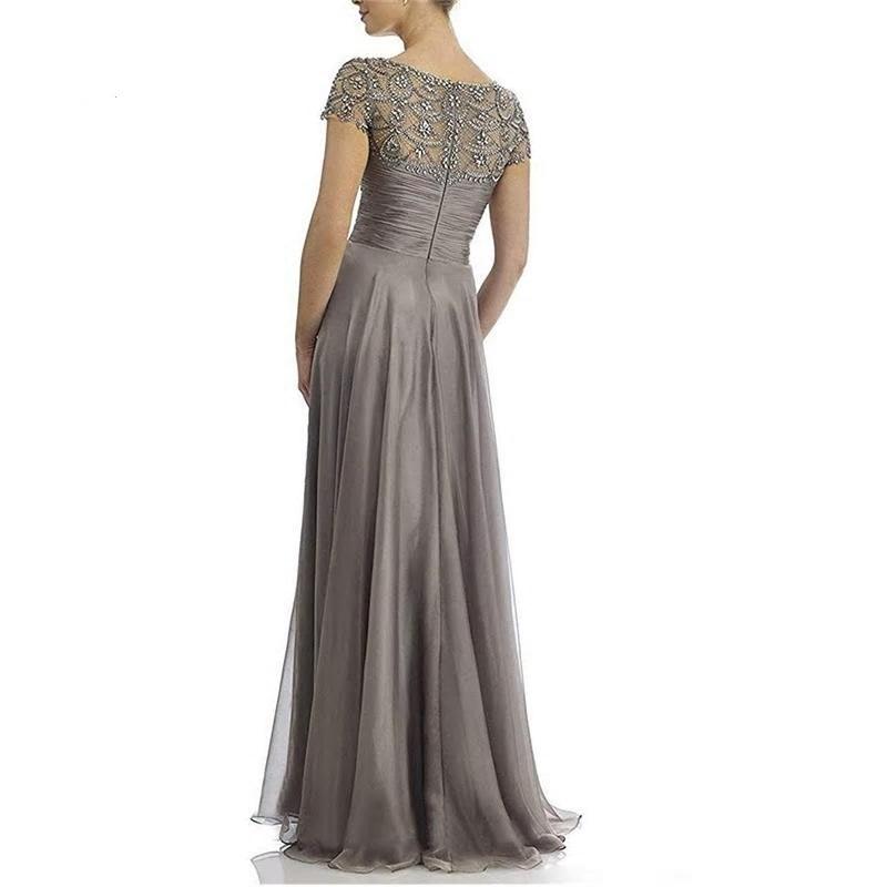 Dlhé spoločenské šaty do veľkosti 56 - Obrázok č. 2