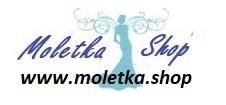 Rozprávkové spoločenské šaty pre MOLETKY - Obrázok č. 4