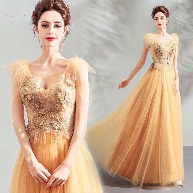 Dlhé spoločenské šaty do veľkosti 46 - Obrázok č. 1