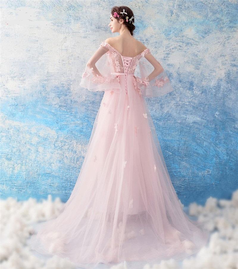 Dlhé spoločenské šaty do veľkosti 46 - Obrázok č. 4