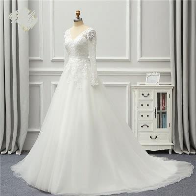 Rozprávkové svadobné šaty pre MOLETKY do 48 - Obrázok č. 3