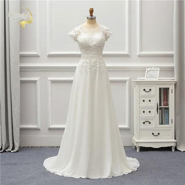 Rozprávkové svadobné šaty pre MOLETKY do 48 - Obrázok č. 1