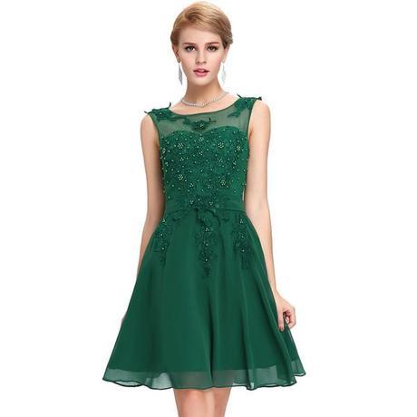 Krátke spoločenské šaty - veľ. 36 dodanie IHNEĎ - Obrázok č. 3