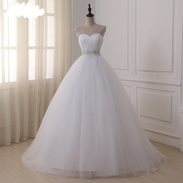 Rozprávkové svadobné šaty pre MOLETKY do 58 - Obrázok č. 1