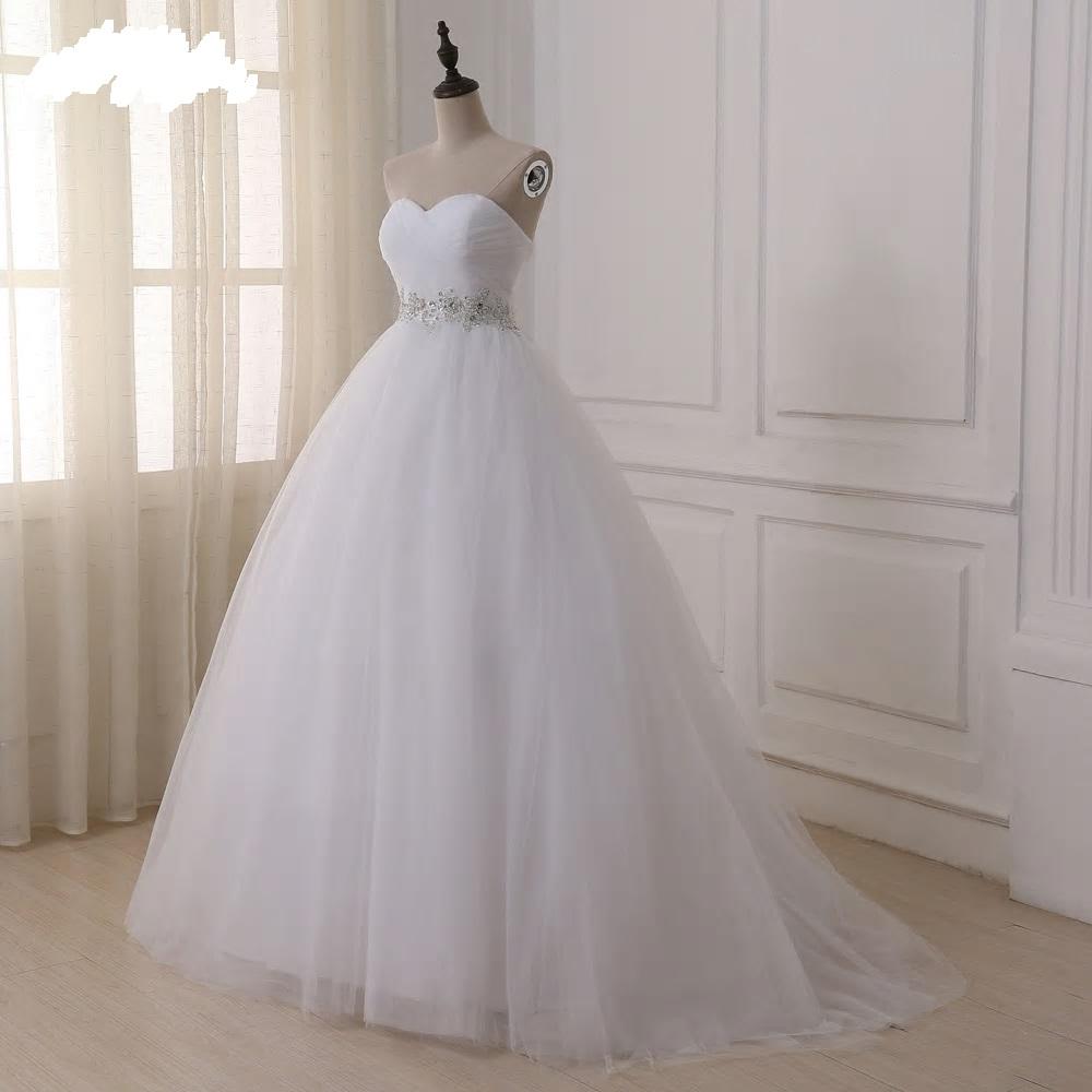 Rozprávkové svadobné šaty pre MOLETKY do 58 - Obrázok č. 2