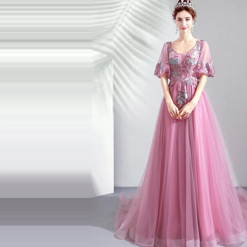 Dlhé spoločenské šaty pre MOLETKY do veľkosti 58 - Obrázok č. 2