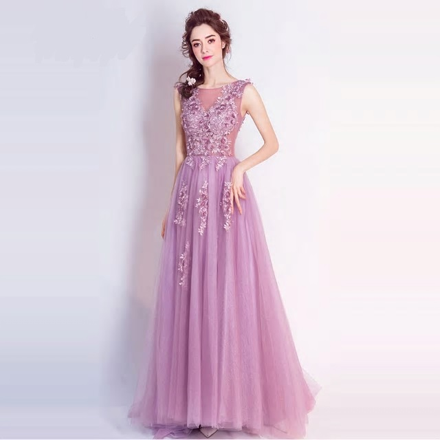 Dlhé spoločenské šaty do veľkosti 44 - Obrázok č. 1