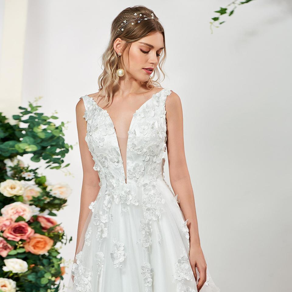 Rozprávkové svadobné šaty pre MOLETKY do 56 - Obrázok č. 4