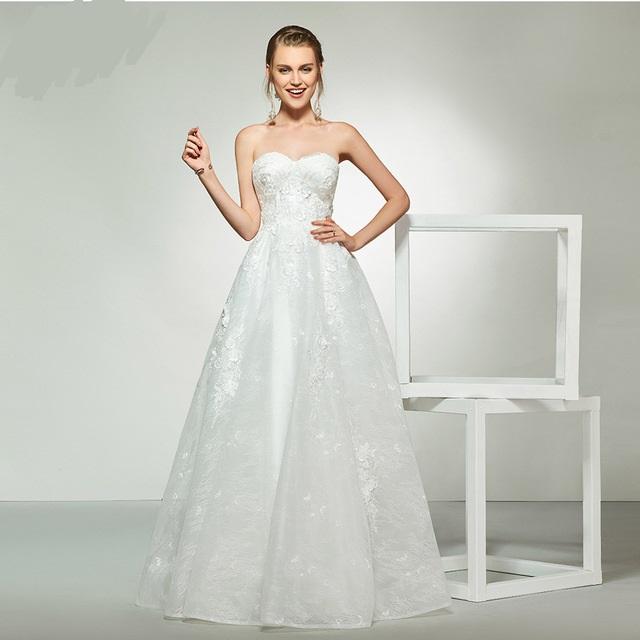 Rozprávkové svadobné šaty pre MOLETKY do 56 - Obrázok č. 1