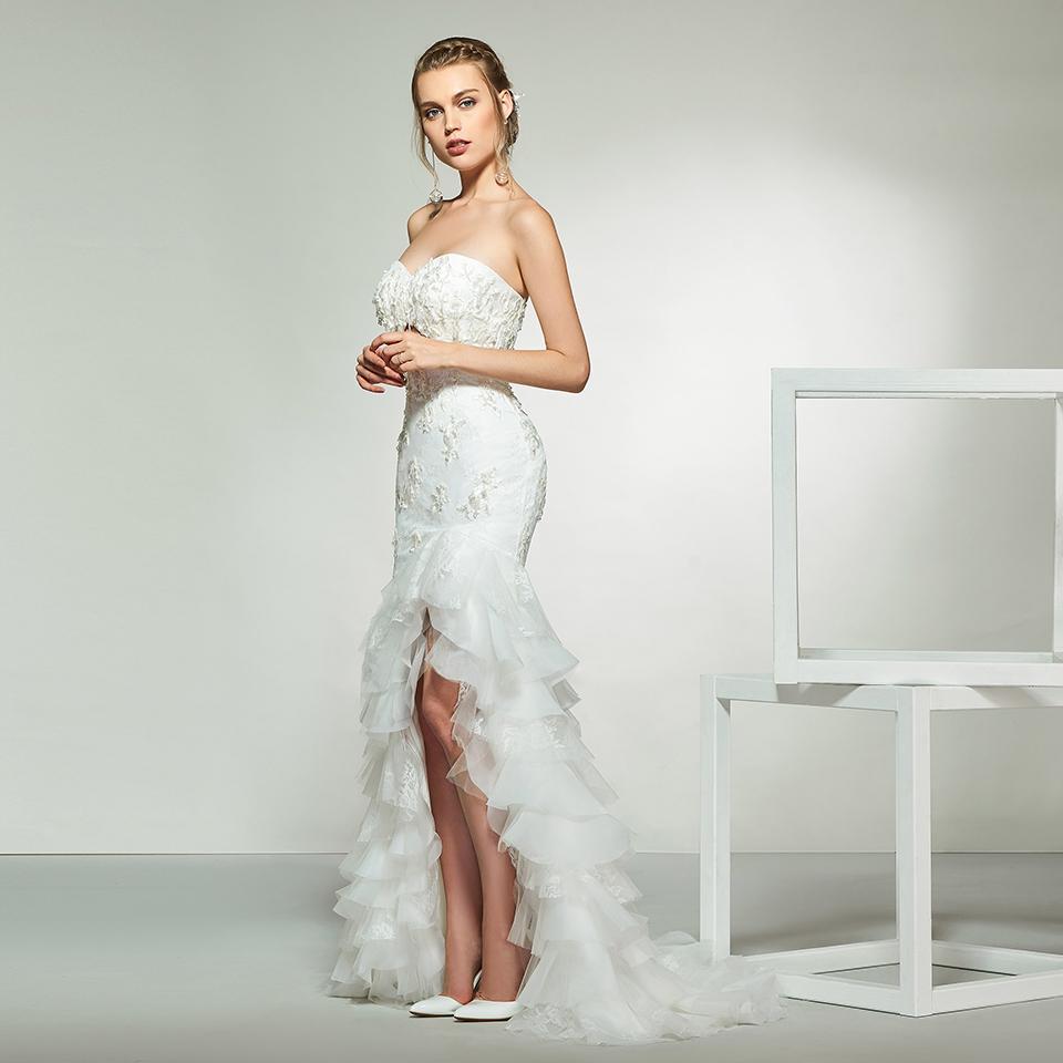 Rozprávkové svadobné šaty pre MOLETKY do 56 - Obrázok č. 2