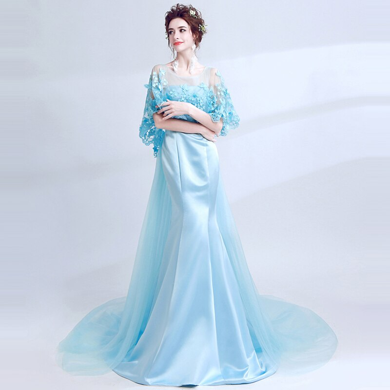 Dlhé spoločenské šaty do veľkosti 42 - Obrázok č. 2