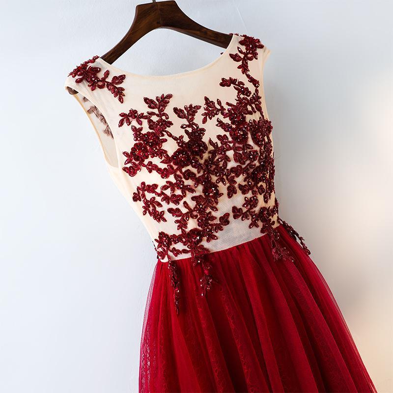 Dlhé spoločenské šaty do veľkosti 42 - Obrázok č. 4