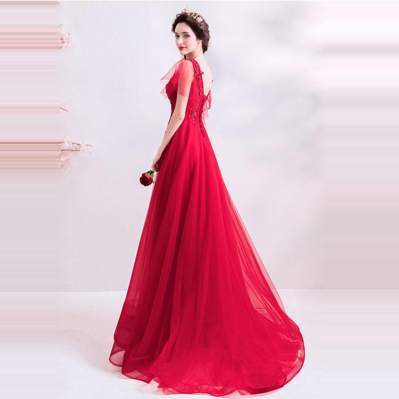 Dlhé spoločenské šaty do veľkosti 44 - Obrázok č. 3
