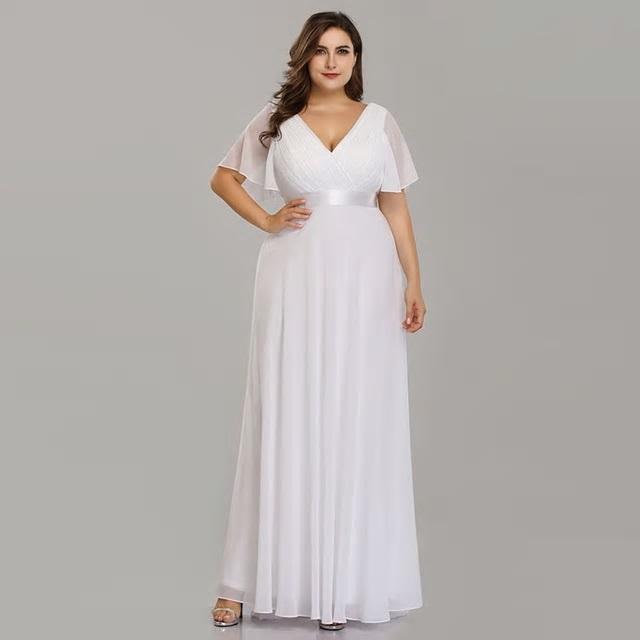 Dlhé spoločenské šaty - veľ. 54 IHNEĎ - Obrázok č. 2