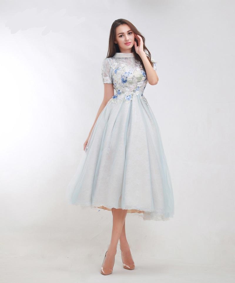 Dlhé spoločenské šaty pre MOLETKY do veľkosti 52 - Obrázok č. 4