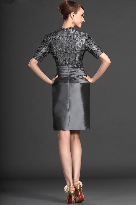 Krátke spoločenské šaty - veľ. 44 IHNEĎ - Obrázok č. 3