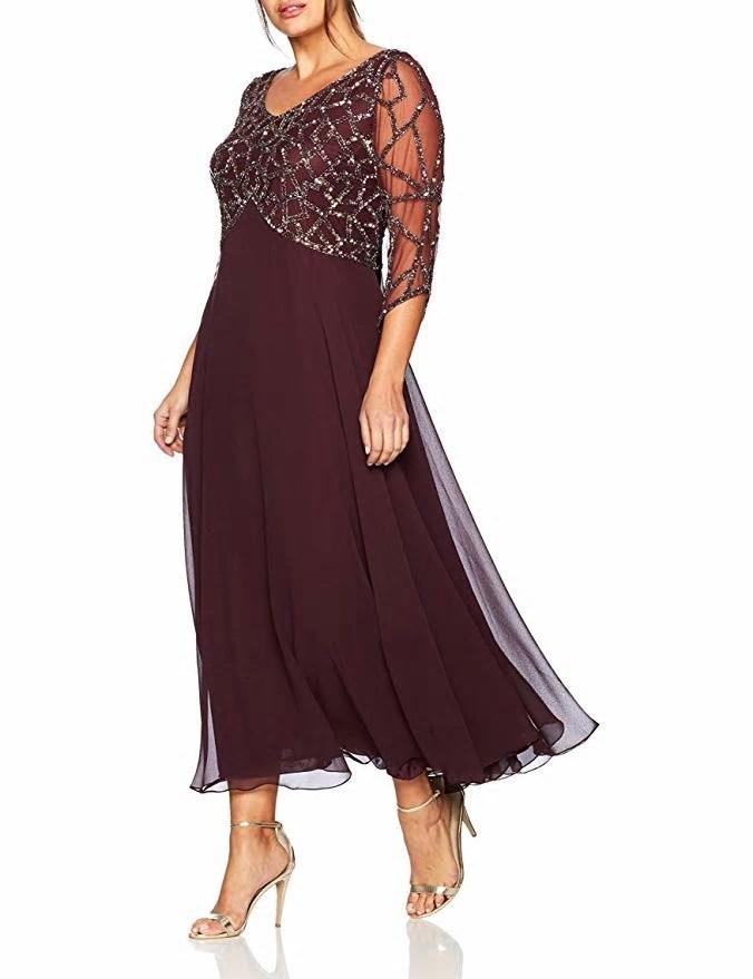 Dlhé spoločenské šaty - veľ. 42 IHNEĎ - Obrázok č. 1