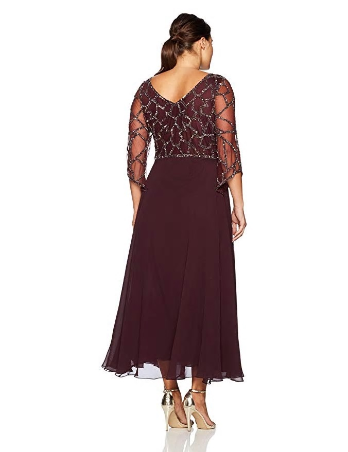 Dlhé spoločenské šaty - veľ. 42 IHNEĎ - Obrázok č. 2