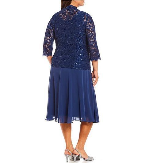 Krátke spoločenské šaty pre MOLETKY do veľkosti 56 - Obrázok č. 3