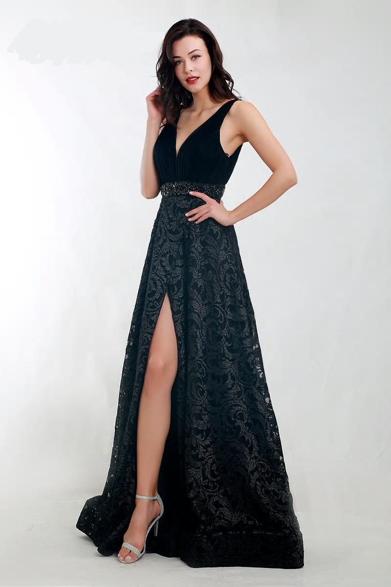 Spoločenské šaty do veľkosti 54  - Obrázok č. 3