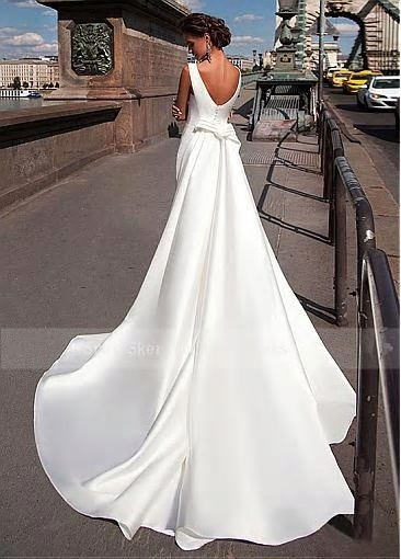 Svadobné šaty do veľkosti 52 - Obrázok č. 2