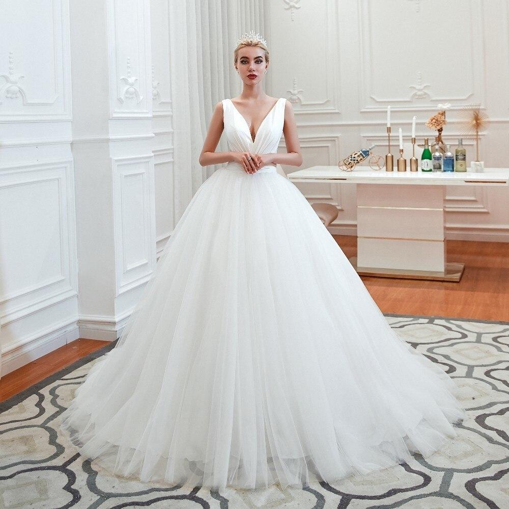 Svadobné šaty do veľksoti 54 - Obrázok č. 3