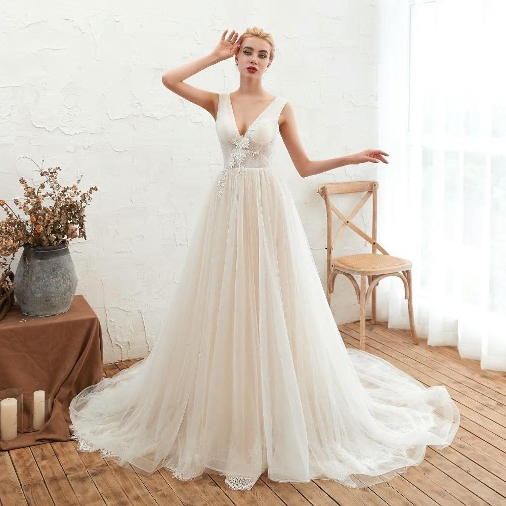 Svadobné šaty do veľksoti 54 - Obrázok č. 2