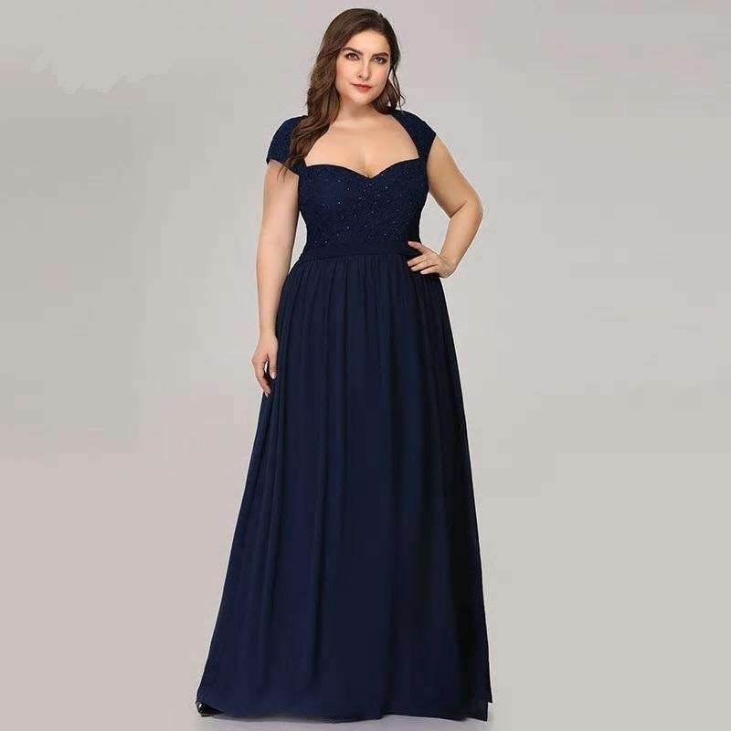 Spoločenské šaty - veľ. 44,46,48,50,52,54 - Obrázok č. 1