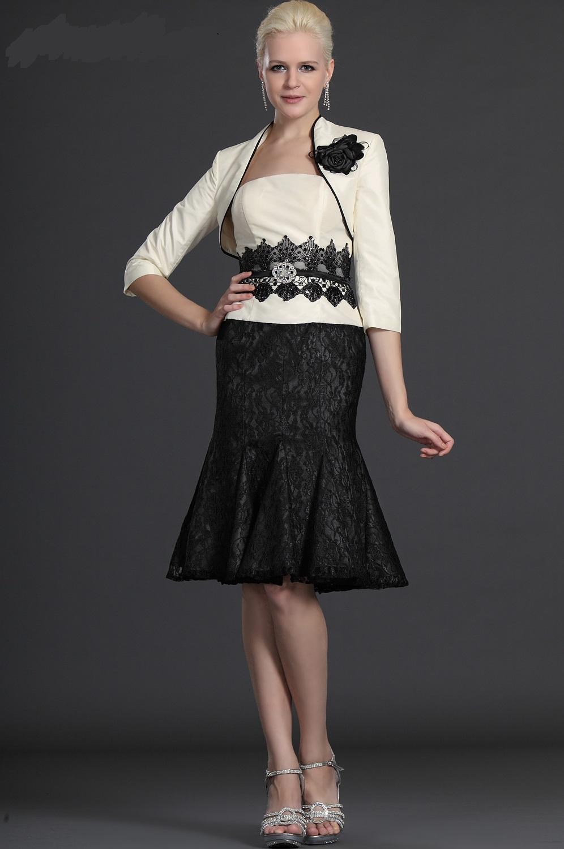Krátke spol. šaty do veľkosti 54 - Obrázok č. 1