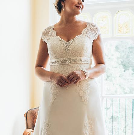 Svadbné šaty - veľ. 32 až 58 - Obrázok č. 3