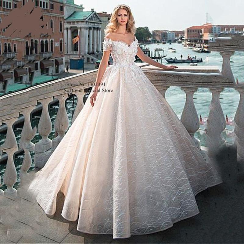 Svadobné šaty do veľkosti 52 - Obrázok č. 1
