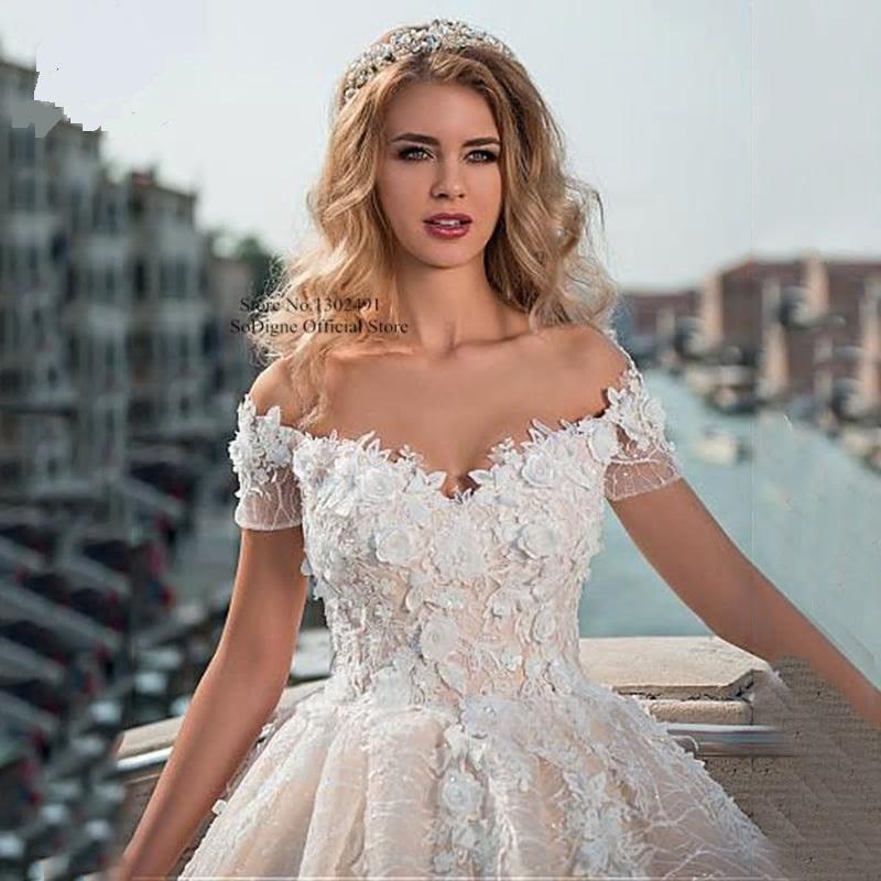 Svadobné šaty do veľkosti 52 - Obrázok č. 3