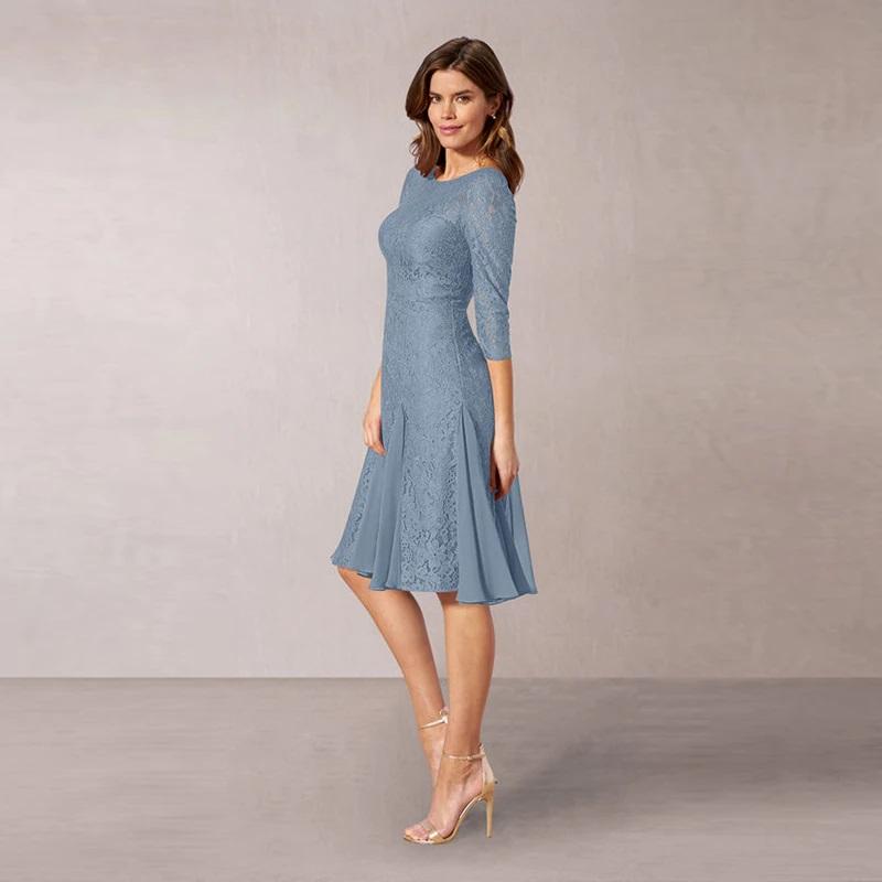 Krátke spol. šaty do veľkosti 56 - Obrázok č. 2