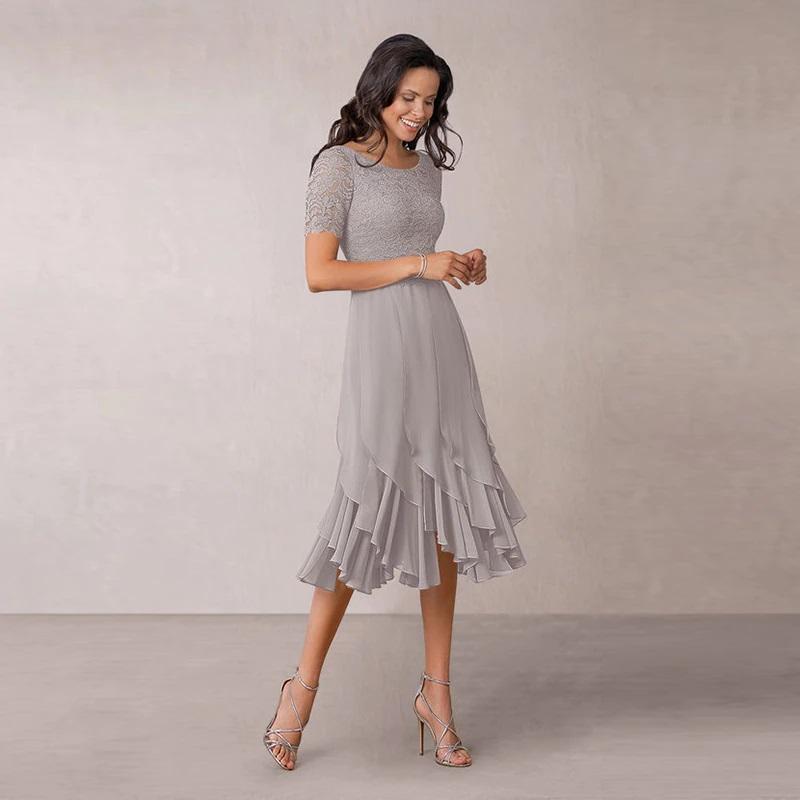 Krátke spol. šaty do veľkosti 56 - Obrázok č. 4