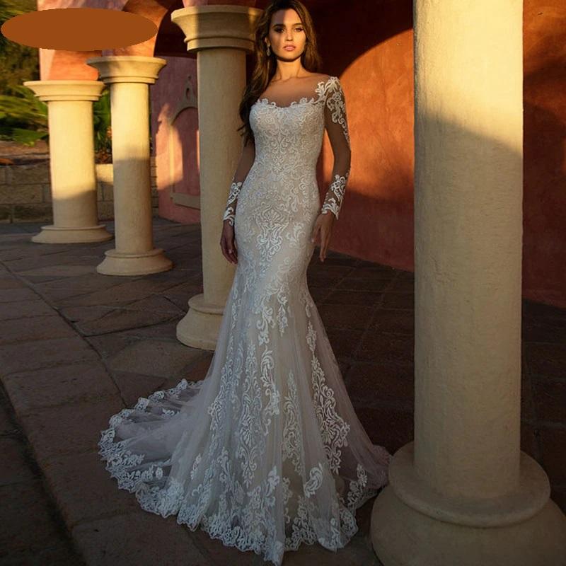 Luxusné svadobné šaty do veľ. 46 - Obrázok č. 2