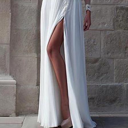 Svadobné šaty do veľkosti 54 - Obrázok č. 4