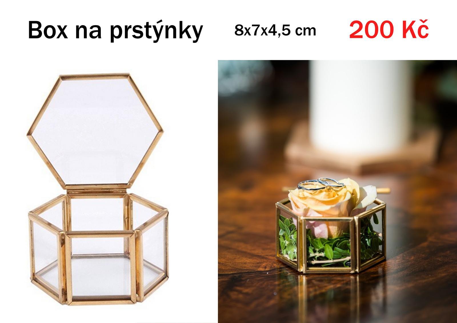 Box na prstýnky - Obrázek č. 1