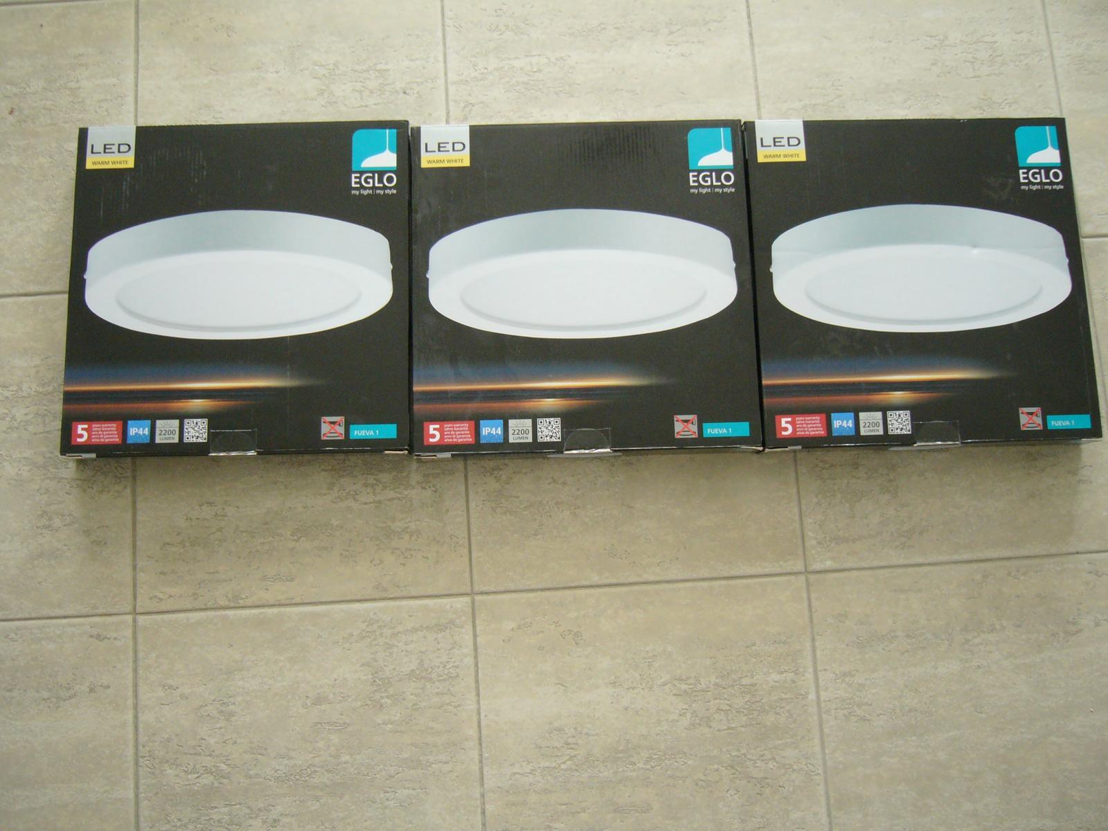 Kúpeľňové svietidlo EGLO FUEVA - Obrázok č. 1