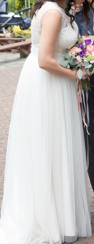 Svatební šaty Elody - Obrázek č. 4