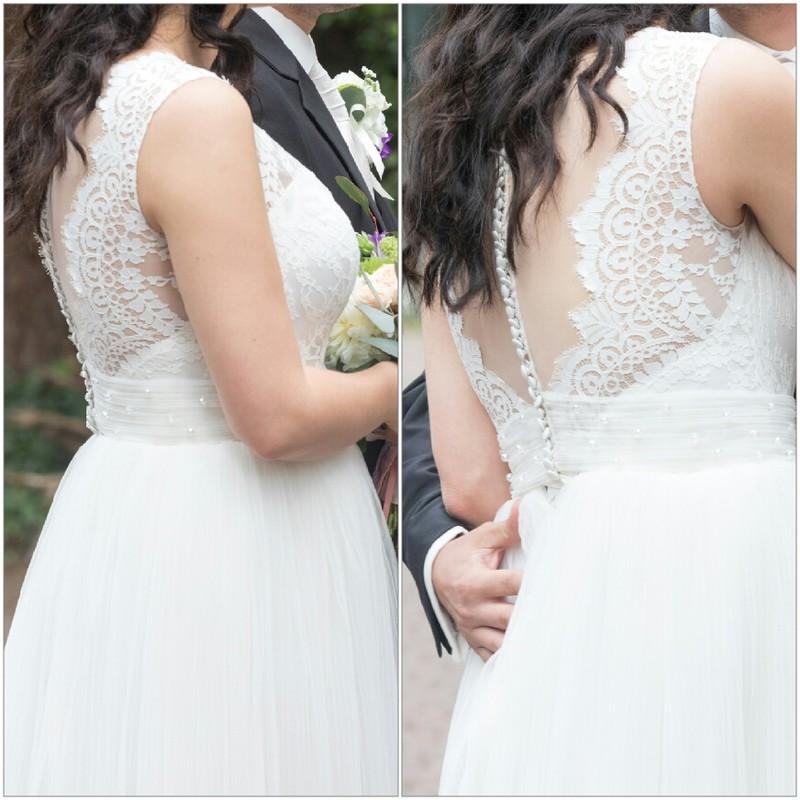 Svatební šaty Elody - Obrázek č. 2